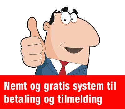 Har sin klub brug for at holde styr på tilmeldinger og betalinger til arrangementer? En ny hjemmeside tilbyder et let og gratis system til danske sportsklubber.