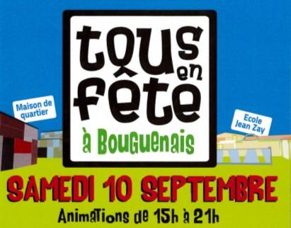 Tous en fête à Bouguenais - Animation jeux de sociétés et jeux en bois