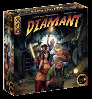 Diamant - Le jeux de société