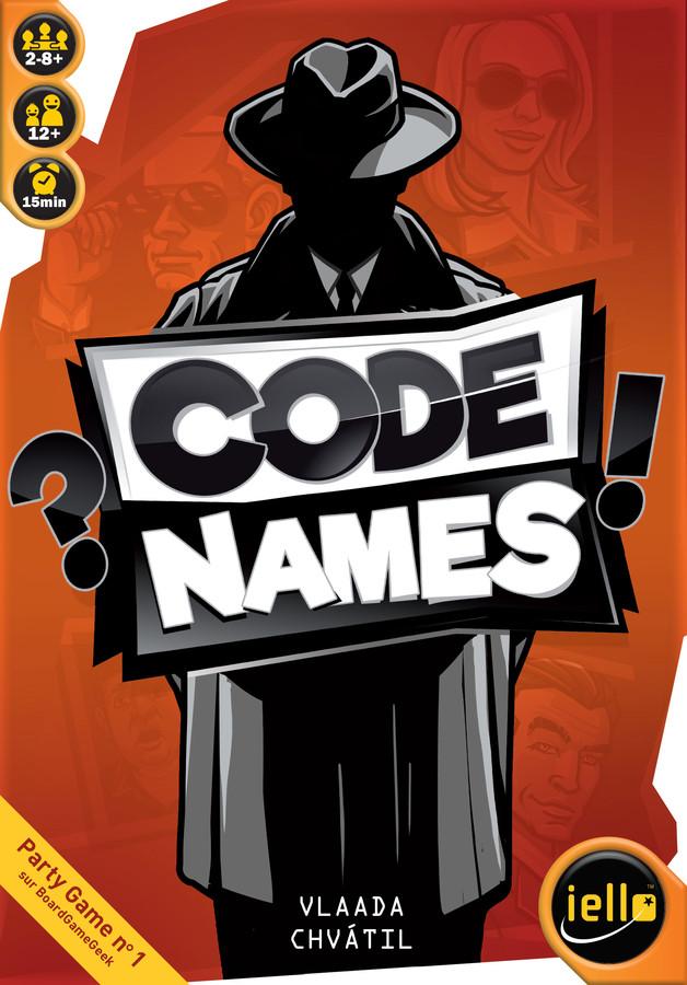 Code Names - Le jeux de société