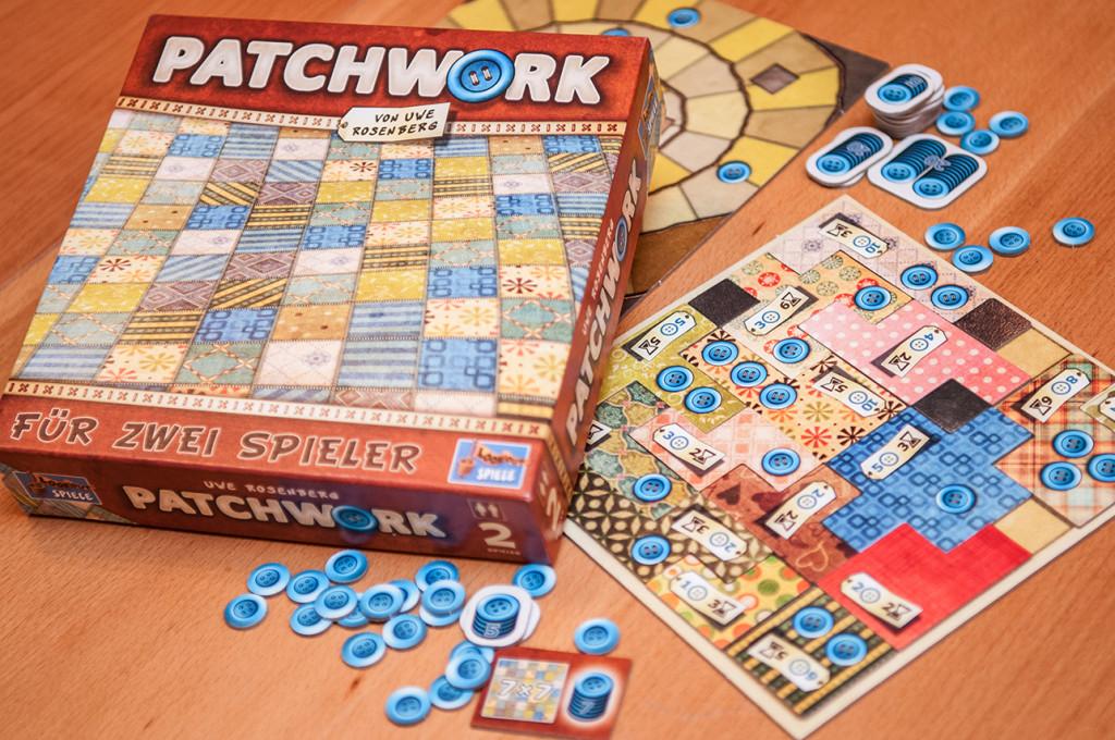 Patchwork - Le jeux de société