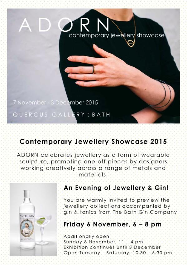 ADORN Contemporary Jewellery Showcase