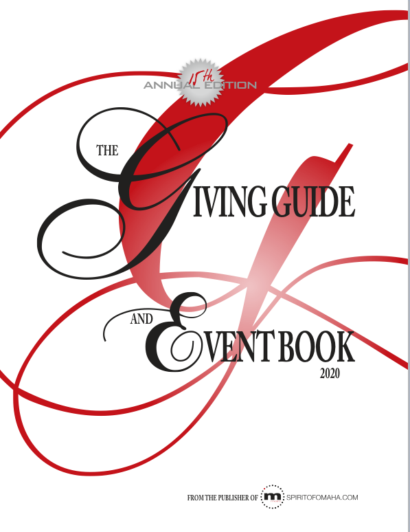 The Giving Guide & Event Book!