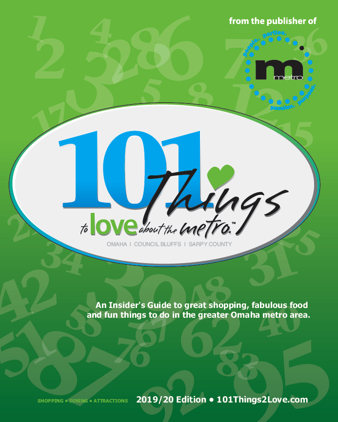101 Things to Love about the metro™!