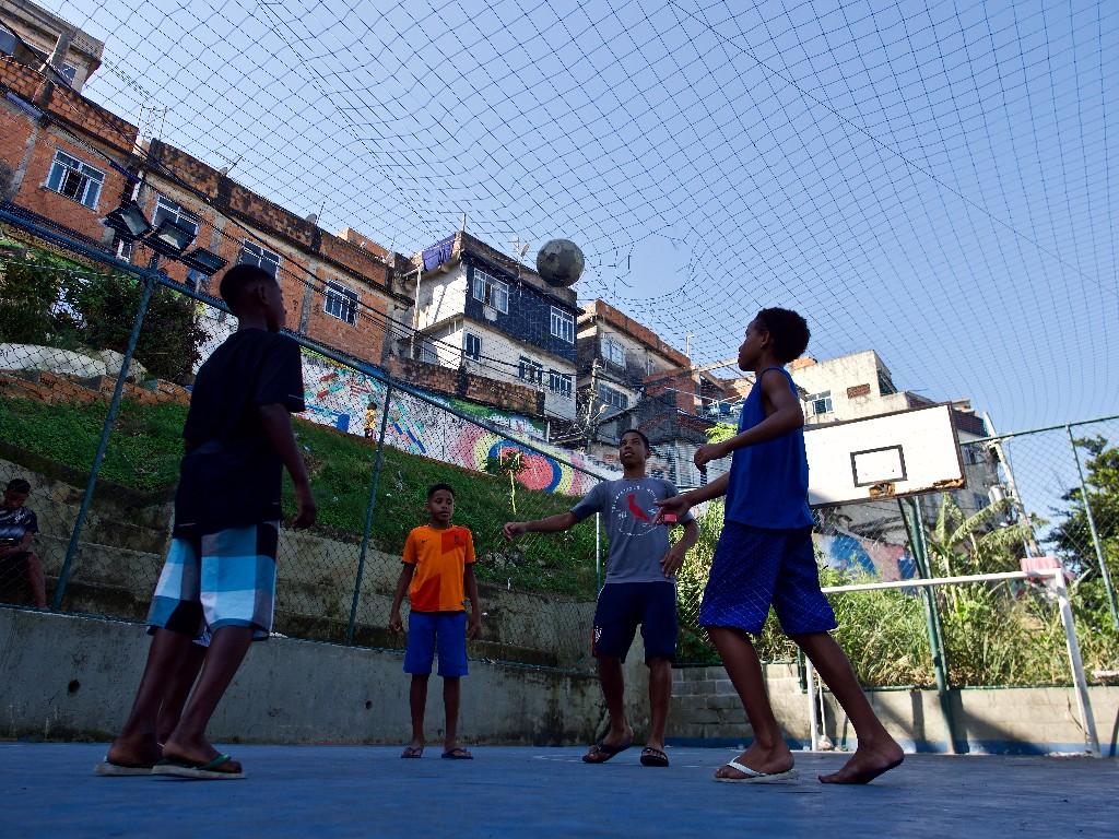 EduMais I Soccer Program Rio de Janeiro