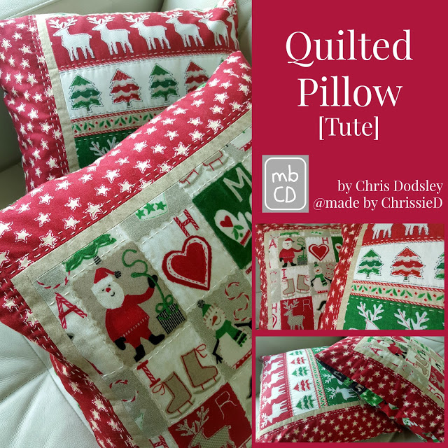 Quilted Pillow [Tute]
