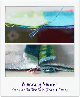 Pressing Seams Open Or To The Side - Pros & Cons Revealed