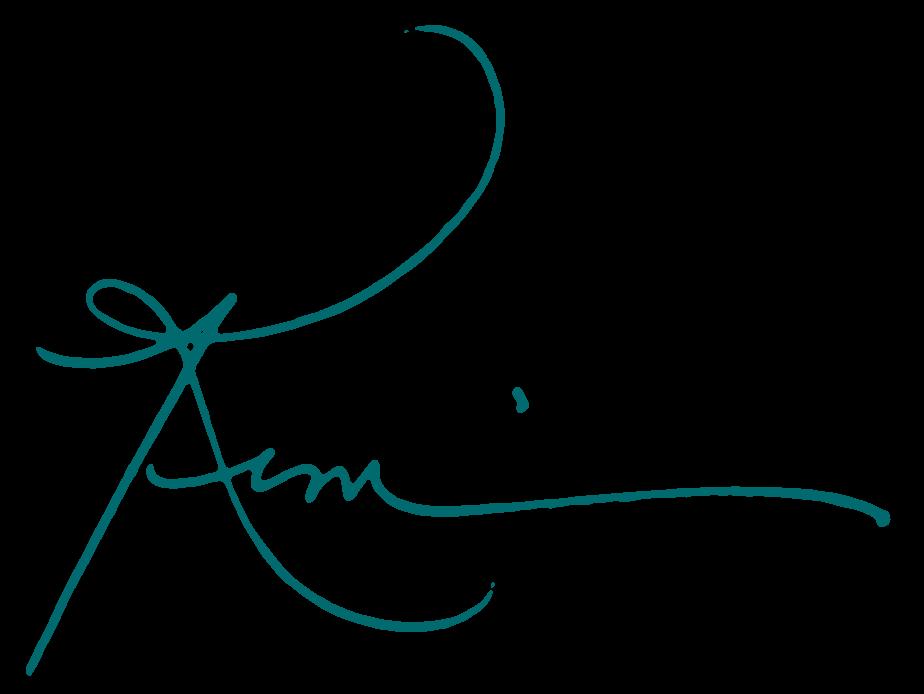 Kim's signature