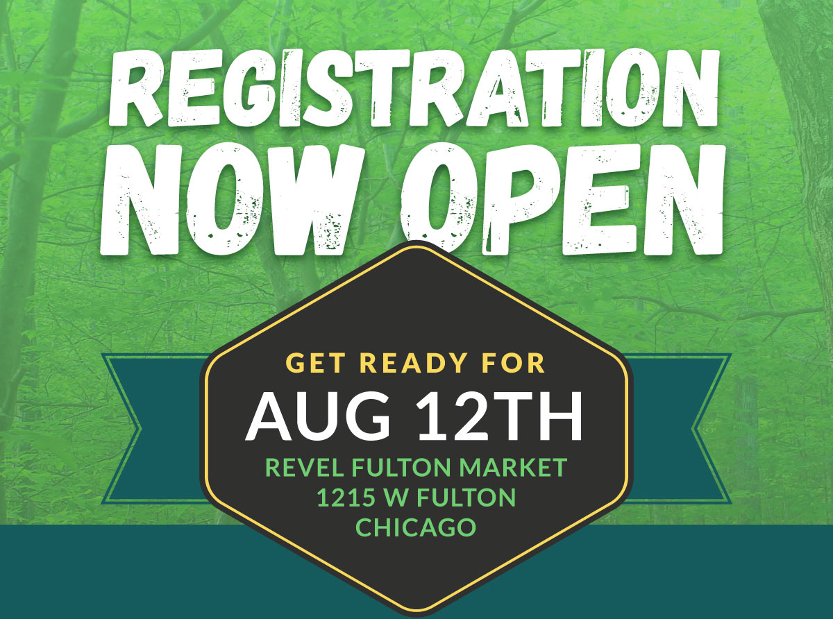 Registration now open! Get ready for August 12th at Revel Fulton Market.