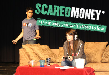 Scared Money: A drama about youth gambling