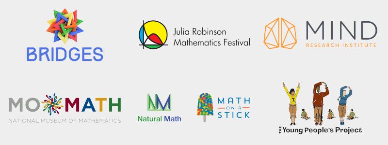2019 Major Activity Presenter logos