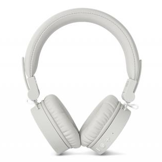 Слушалки с микрофон Fresh 'n Rebel Caps Headphones Wireless, Cloud Grey