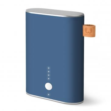 Външна батерия Fresh 'n Rebel Powerbank 9000mAh Indigo, Син
