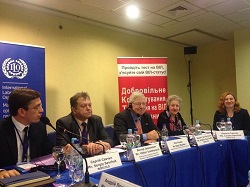ILO, UNAIDS and UNFPA join efforts to promote VCT@Work in Ukraine
