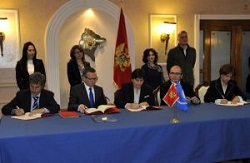 Implementation of an ILO partnership programme in Montenegro
