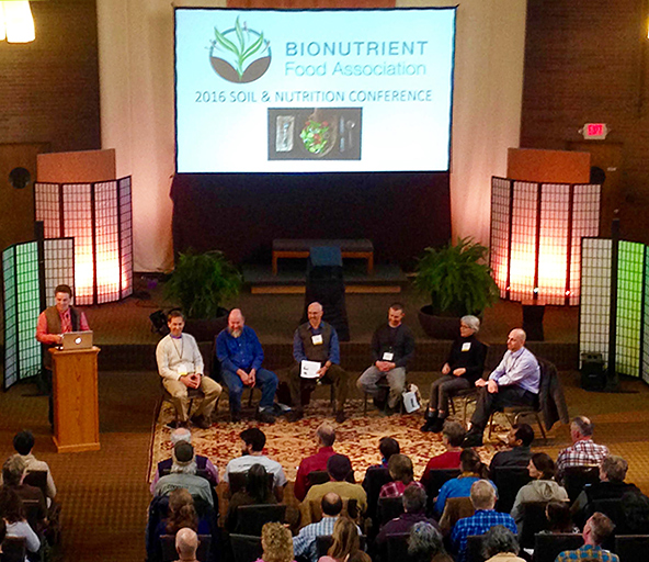 Soil & Nutrition Conference: Nurturing Nature for Food Quality
