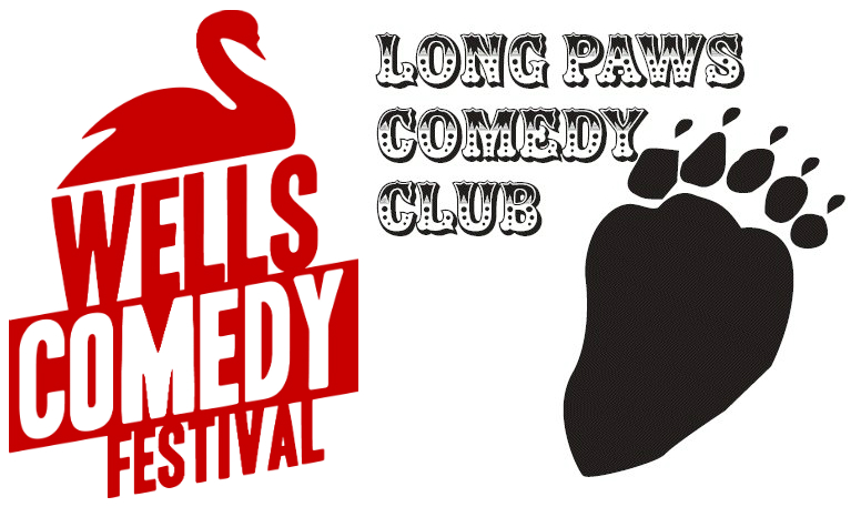 Wells Comedy Festival and Long Paws Comedy Club