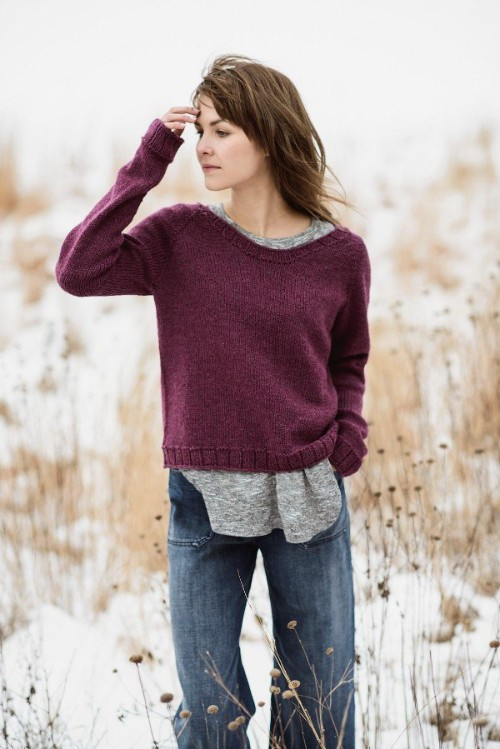 Image result for cromwell sweater blue sky fibers