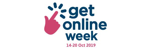 Get Online Week. 14-20 Oct 2019.