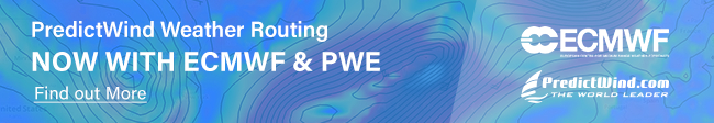 PredictWind Weather Routing - Now With ECMWF & PWE