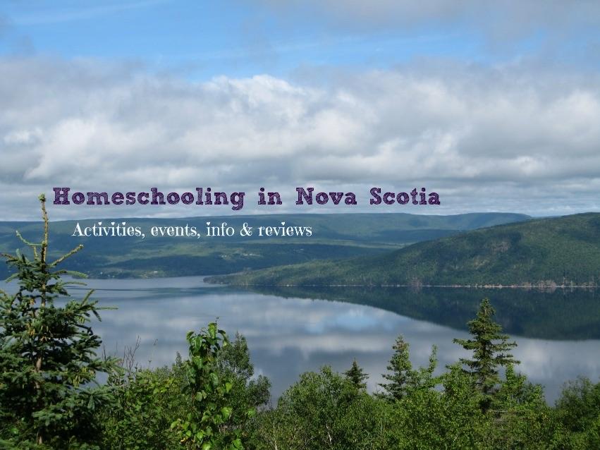 Homeschooling in Nova Scotia