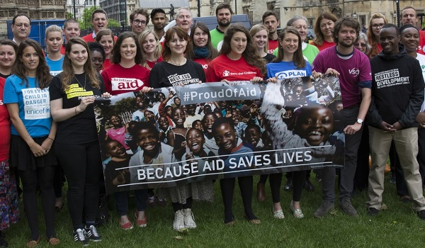 Sign our Open Letter on UK Aid