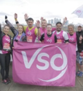 RideLondon with Team VSO