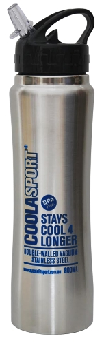 Stainless steel water drink bottle