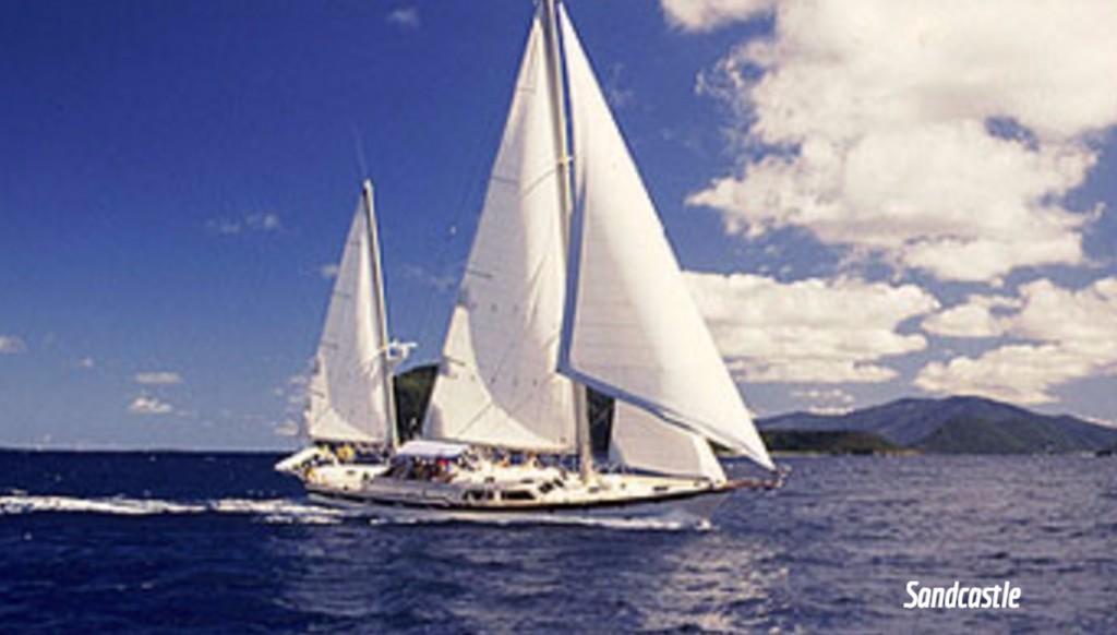 Sandcastle Sailing Yacht Charters
