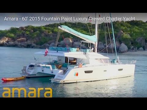 Catamaran Amara