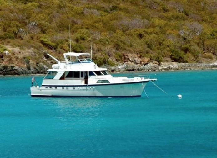 Motor Yacht McGregor II