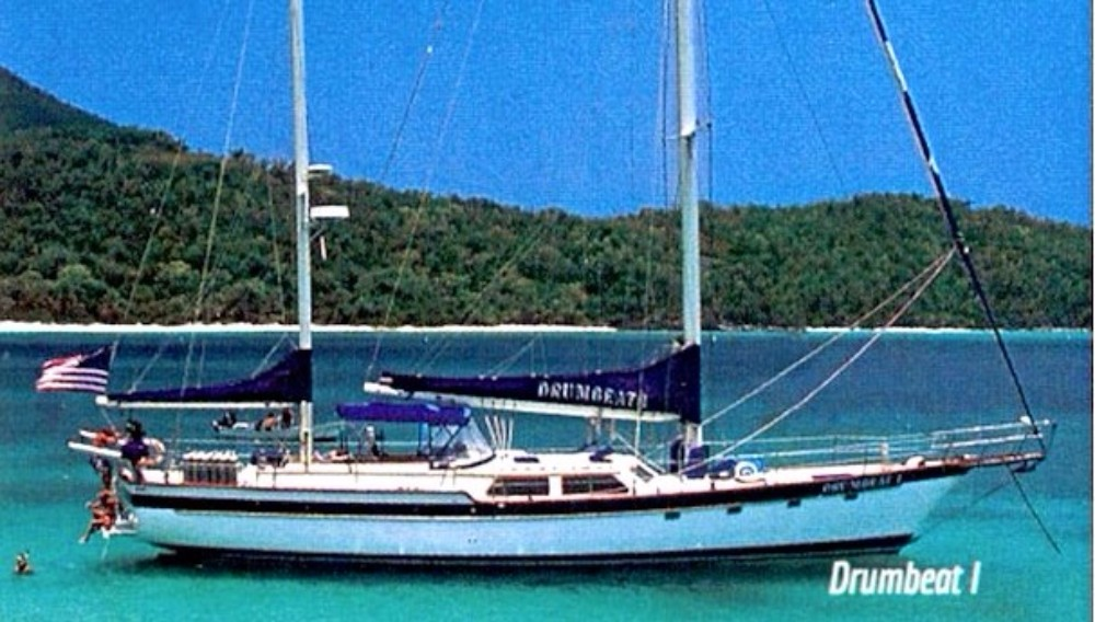 Drumbeat I Yacht Charter Brochure