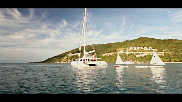 Akasha Catamaran