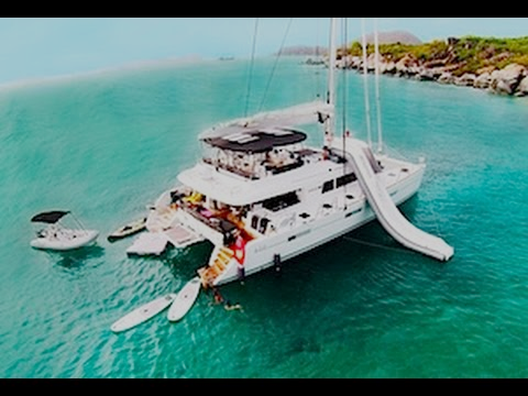 London Sky  62' Lagoon Catamaran Yacht Charters in the Virgin Islands