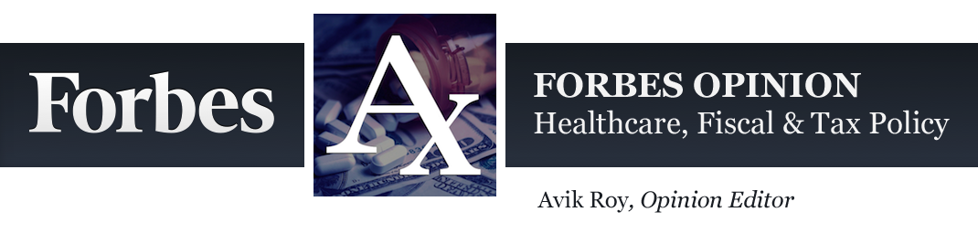 Forbes | THE APOTHECARY | With Avik Roy