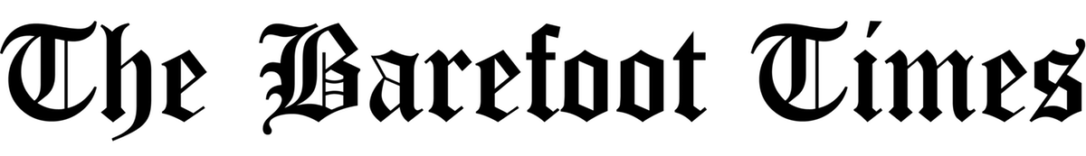 The Barefoot Times logo