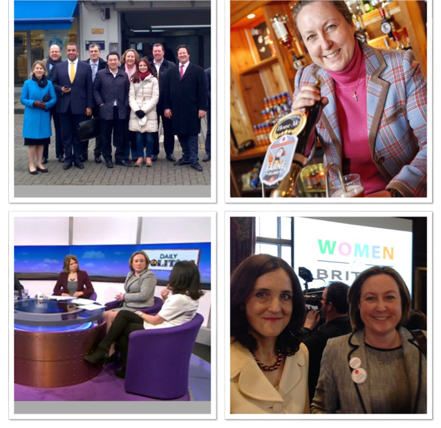 My Week In Westminster : Tourism Week & Women for Britain