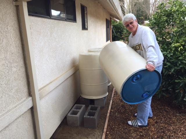 How to paint barrels