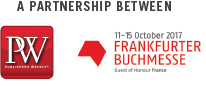 A Partnership Between: PW and Frankfurter Buchmesse
