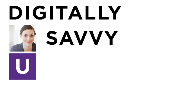 DIGITALLY SAVVY U