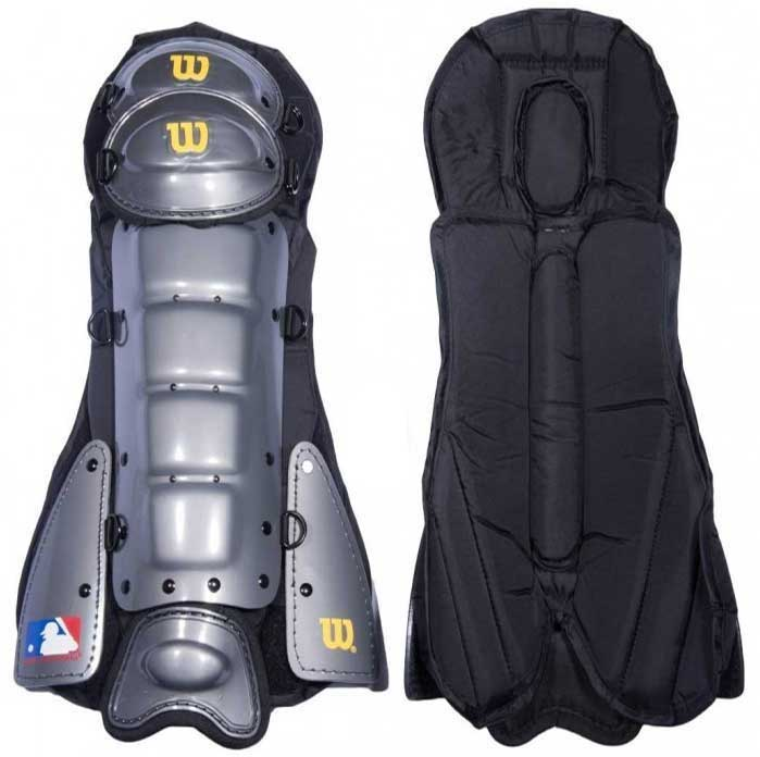 Wilson MLB Platinum Umpire Shin Guards