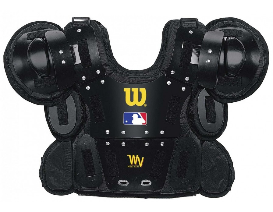 Wilson MLB West Vest Gold