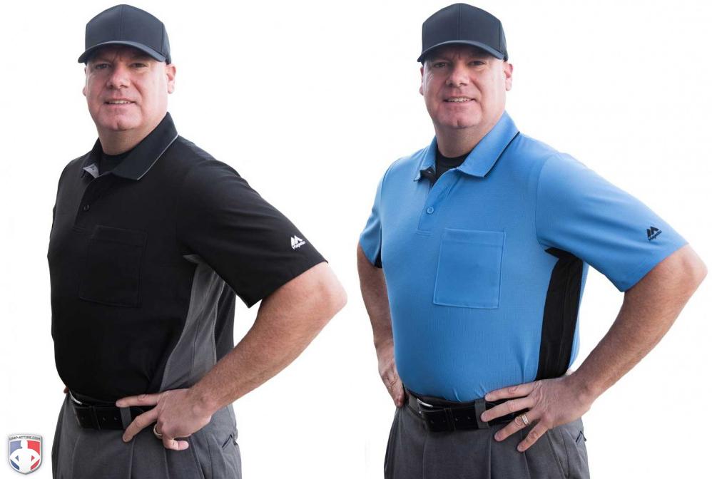 Majestic MLB Umpire Shirts