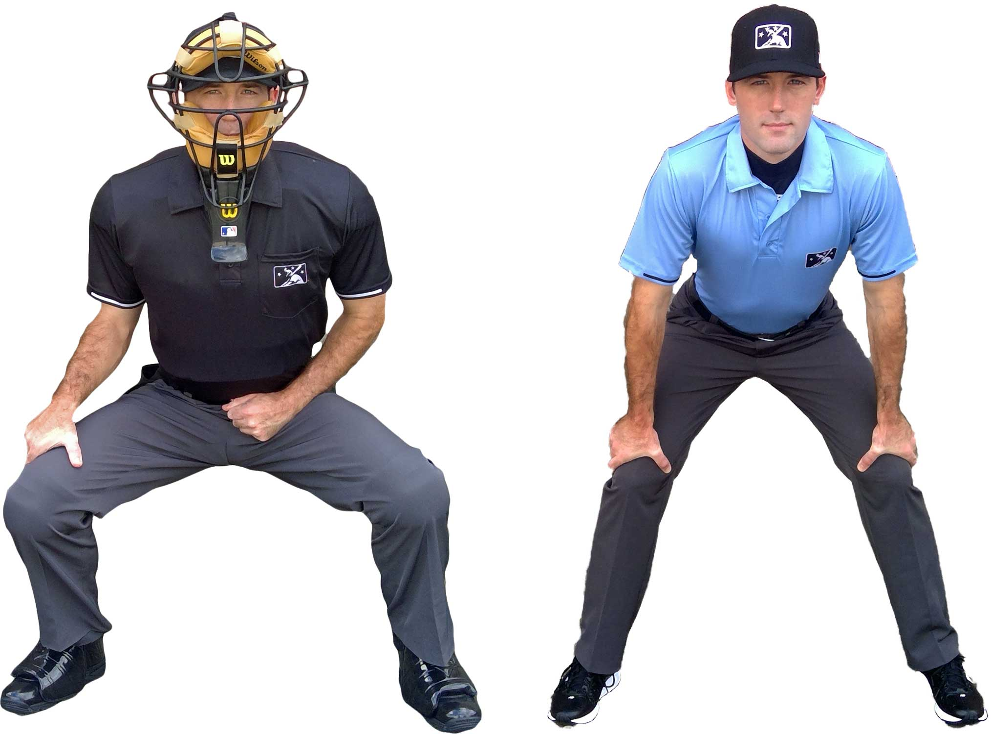 Full MiLB Umpire Uniform