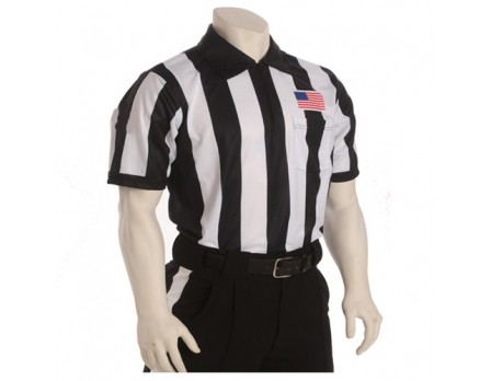 Wide Stripe Football Referee Shirts