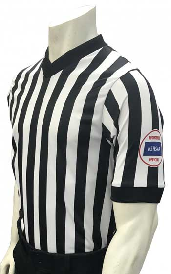 Kansas Basketball Referee Shirt