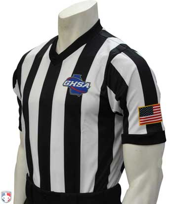 GHSA Basketball Referee Shirt