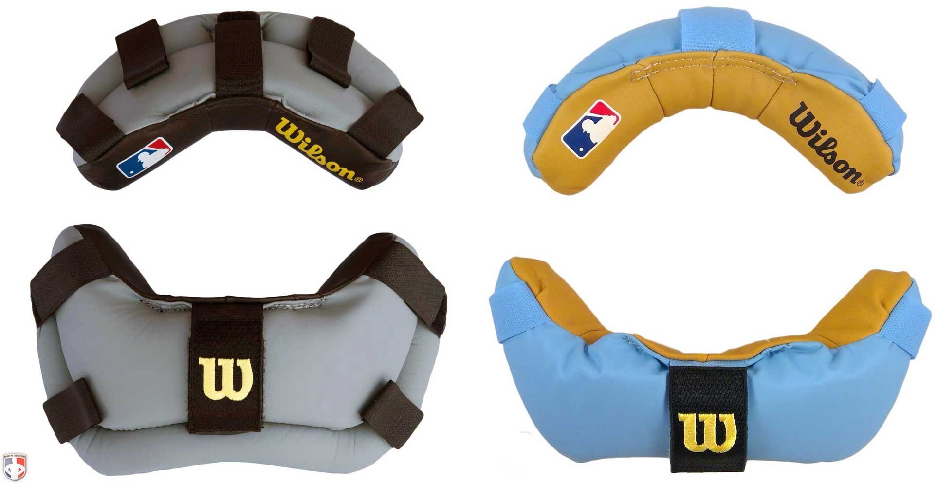 Wilson Pads with Colors