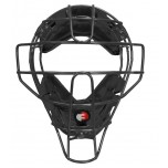 Force3 Umpire Mask Black and Black