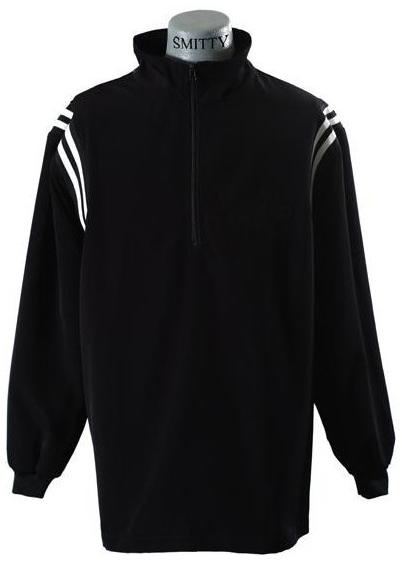 Smitty Open Bottom Half Zip Umpire Jacket